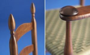 Elders Chair Details