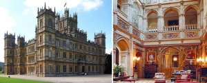 Highclere Interior and Exterior
