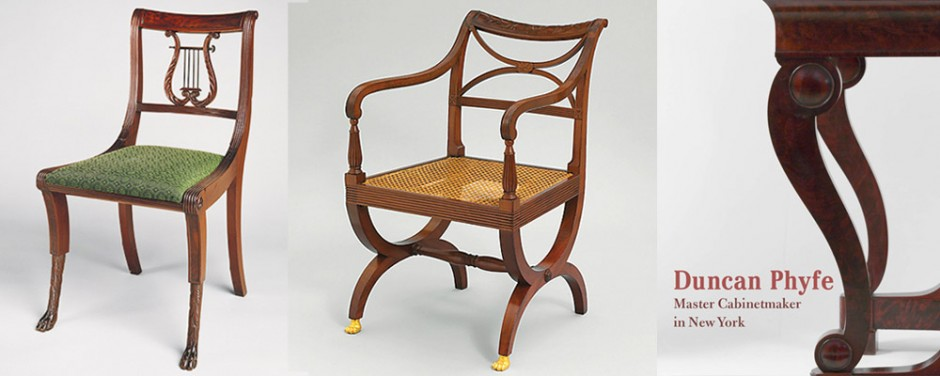 Bienenstock Furniture LibraryDuncan Phyfe and Fine