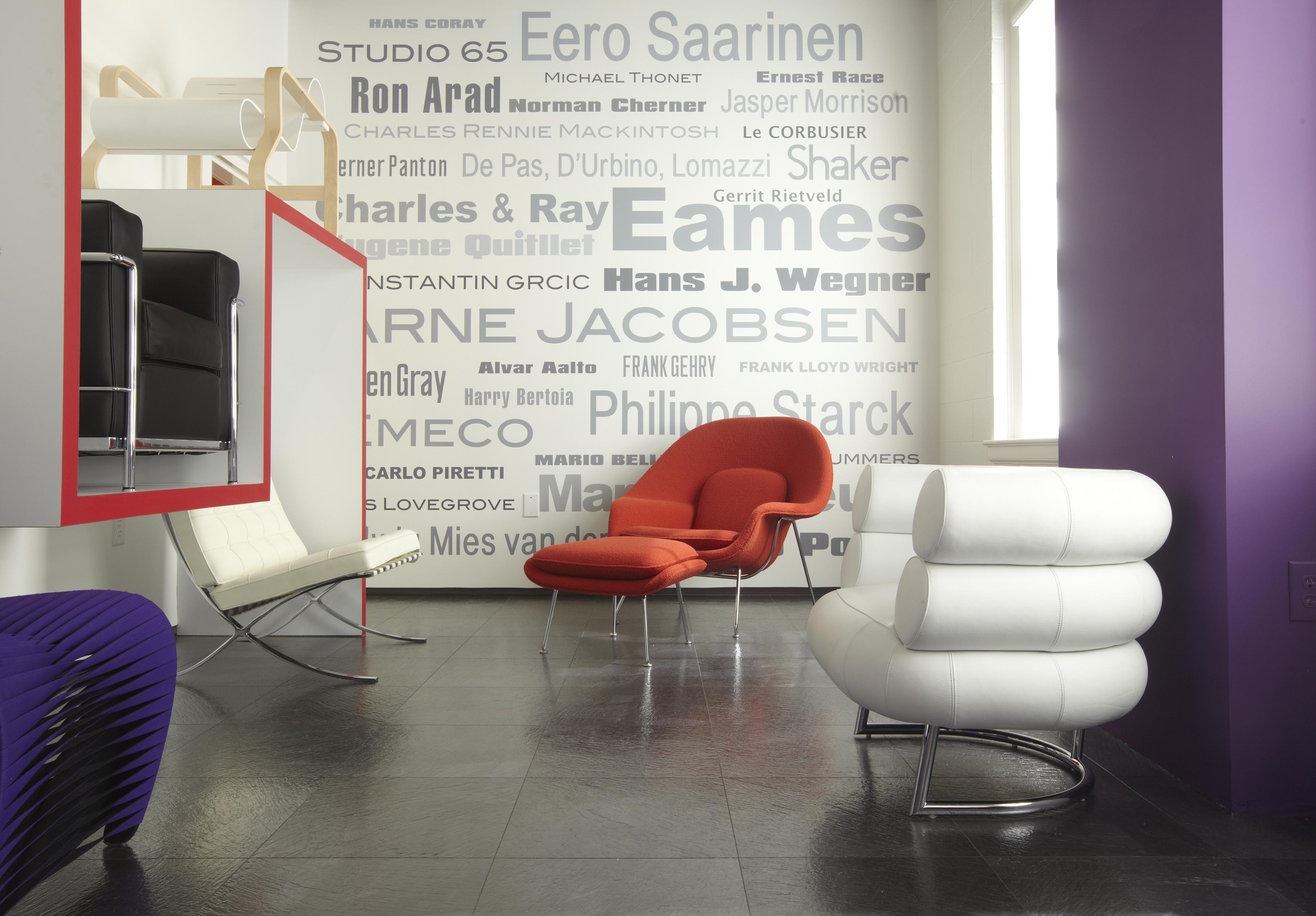 High Quality Eileen Grayu0027s Bibendum: A Modern But Feminine Chair   Bienenstock Furniture  Library